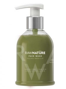 Face wash Volcanic Green Clay
